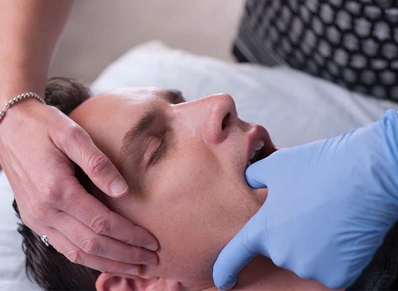 Tmd Orofacial Pain Program Leading Edge Physiotherapy St