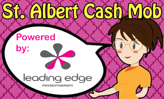 St. Albert Cash Mob