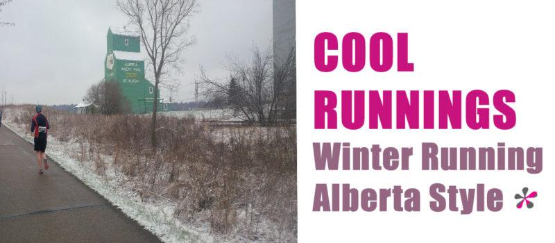 Alberta Winter Running